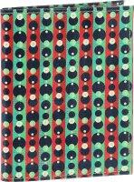 Обложка для автодокументов Driver, цвет: мультиколор. ВДАОК 9