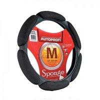 Оплетка AUTOPROFI SP-5026 BK (M)