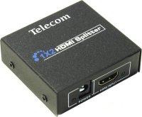 Разветвитель HDMI - 2x HDMI, Telecom TTS5010