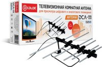 D-Color DCA-111 антенна телевизионная комнатная