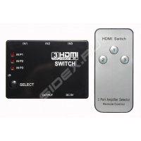 Разветвитель HDMI (Palmexx PX/SWITCH-3HDMI-RC) (3 порта)