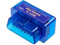 Автосканеры СИМА-ЛЕНД ОВ D II Bluetooth WI-FI 3099462