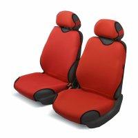 Чехлы майки Майки на сидения SPRINT передние, красные