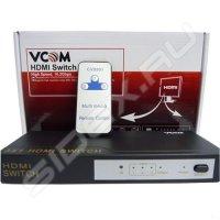 Переключатель Vcom VDS8030 HDMI 3 входа, 1 выход