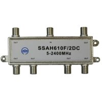 Сплиттер RTM SSAH610F на 6 выходов