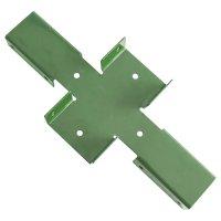 Х-кронштейн Ral, цвет зеленый