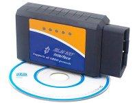 Автосканеры СИМА-ЛЕНД AD-1 ОВ D II Bluetooth 2554404