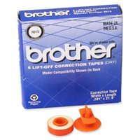 3015 Корректирующая лента Brother 3015 к картриджу 1030 (AX-410)
