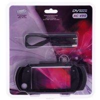 Универсальный комплект аксессуаров для платформы Sony PSP Slim & Lite (черный)