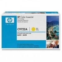 C9722A Картридж HP (Color LJ 4600) Yellow ориг.