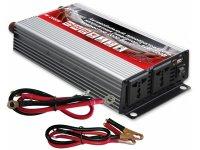 Автоинвертор AVS IN-2000W преобразователь с 12 В на 220 В A78003S