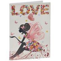 "Обложка для автодокументов ""Love. Glamour"". VD-GL-39"