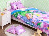Хлопковый Край Комплект детского постельного белья Фея 1,5-спальный наволочка 50 см х 70 см