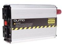 Qumo PS-400 (400 Вт) преобразователь с 12 В на 220 В 16582