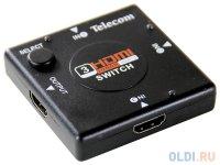 Переключатель HDMI 3 - 1 Telecom TTS6030