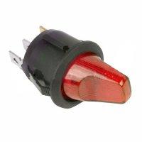 Переключатель Rexant 12V 16A (3 с) Red 36-2590-01