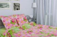 Этель Яблоневый цвет Комплект 1.5 спальный Поплин 1154329