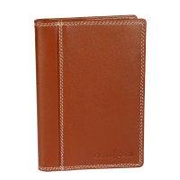 Обложка для автодокументов мужская Gianni Conti 1807463 tan multi, коричневый