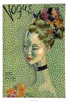 """Обложка для автодокументов женская Mitya Veselkov """"Мадам"""", цвет: зеленый. AUTOZAM089"""