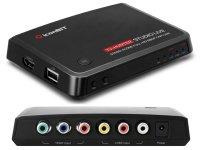 iconBIT TV-HUNTER STUDIO ULTRA (USB, RCA/S-video-in, Component-In, HDMI-in)