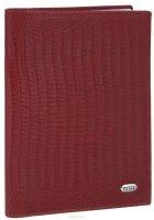 Обложка для автодокументов женская Petek 1855, цвет: красный. 584.041.10