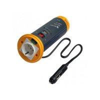 150W 12V-)220V AcmePower AP-DS150 Автомобильный преобразователь напряжения