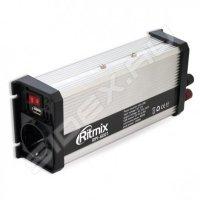 Автоинвертер Ritmix RPI-6001 USB 600 Вт