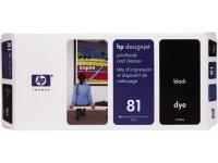 Печатающая головка для HP DesignJet 5000, 5000PS, 5500MFP, 5500, 5500PS (C4950A 81) (черный)