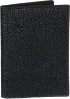 Обложка для документов Vitacci, цвет: черный. HS088