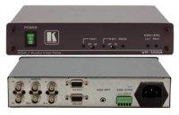 Kramer VP-100A Преобразователь компьют. графич. в RGBHV и небалансный стерео аудио сигналы ,0.6 кг