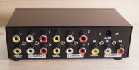 Разветвитель RCA 1x4 AVE RCASP1x4