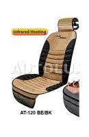 Накидка на сиденье с инфракрасным подогревом TermoSheld HT-120 BE/BK