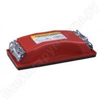 Брусок Stayer для шлифования, пластмассовый, 212 х 105 мм (арт. 3566-212)