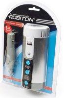 Robiton R1 автомобильный преобразователь напряжения 12 В-220 В, 150 Вт