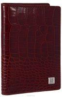 Обложка для автодокументов женская Sergio Belotti, цвет: красный. 1423