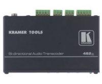 Kramer 482xl Преобразователь балансного и  небалансного стерео аудио сигналов