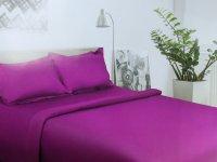 Этель Пурпурное сияние Комплект 1.5 спальный Сатин 2733576