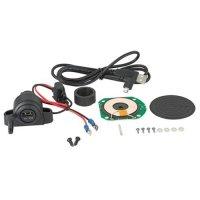 Универсальный комплект Inbay для беспроводной зарядки Qi для смартфонов, 1 индуктивный модуль