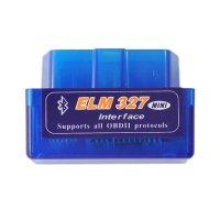 Автосканер Quantoom ELM 327 Bluetooth Mini