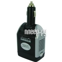 Автоинвертор Adrenalin Power Inverter 75 Direct (75 Вт) преобразователь с 12 В на 220 В