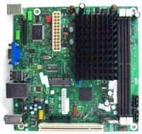 INTEL BLKD510MO + Intel Atom D510, iNM10, 2*DDR2, SVGA, ATA, SATA, HD Audio, GLAN, Mini-ITX (90